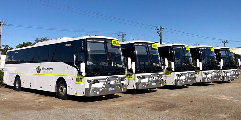 WME New Buses